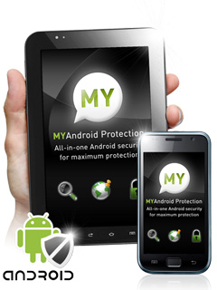 MYAndroid Protection 1.5/1.6 Mobile Software