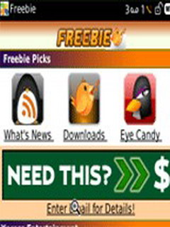 Freebie Symbian 1.0 Mobile Software