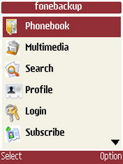Fonebackup 1.3.4 Mobile Software