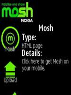 Mosh Mobile Client Beta Mobile Software