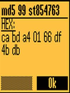 OTPGen Lite Mobile Software