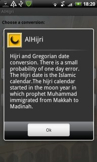 AlHijri Mobile Software