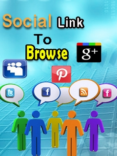 Social Link To Browse Mobile Software