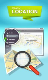 MSpy - Cell Phone Tracker Mobile Software