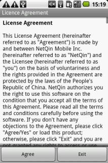 NetQin Mobile Manager For Symbian V3.0 Mobile Software