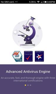 NQ Security And Antivirus For Android Phones V 7.0 7.0.00.02 Mobile Software