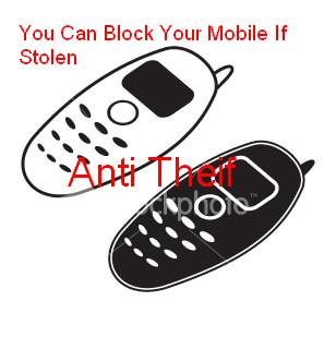 Anti Theif Mobile Software