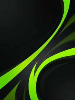 Green Ray Mobile Theme