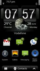 Android Mobile Theme