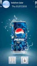 Pepsi Mobile Theme