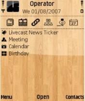 Plywood Mobile Theme