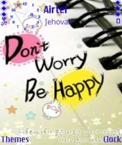 Be Happy Theme Mobile Theme