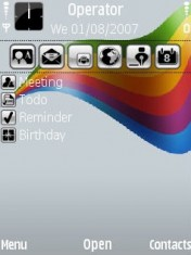 Colors New Reely Nokia Theme Mobile Theme