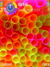 Enriched Colors Nokia Theme Mobile Theme