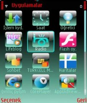Glass Inmylove Theme Mobile Theme