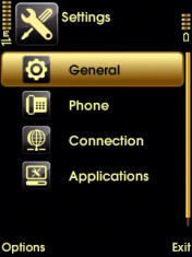 GoldV2 Nokia Theme Mobile Theme