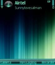I Green Nokia Theme Mobile Theme