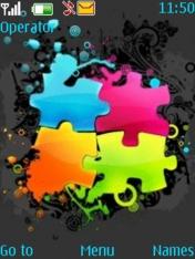 Colorful Nokia Theme Mobile Theme