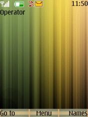 Green Shade Nokia Theme Mobile Theme