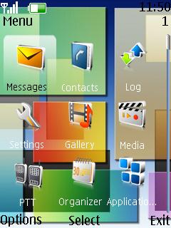 Colors Nokia Theme Mobile Theme