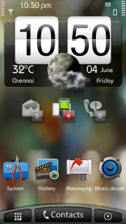 Htc Hero Hd Nokia New Theme Mobile Theme