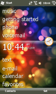 Bokeh Htc Theme Mobile Theme