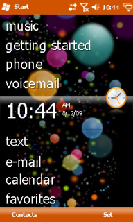 Colour Bubbles Htc Theme Mobile Theme