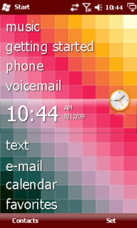 Mosiac Colours Htc Theme Mobile Theme