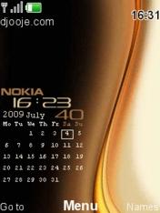 Nokia Elegant Theme Mobile Theme