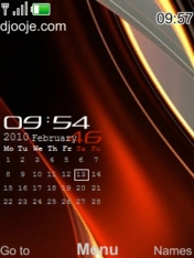 Nokia Redix Abstract Theme Mobile Theme