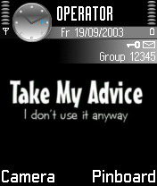 Advice Nokia Theme Mobile Theme