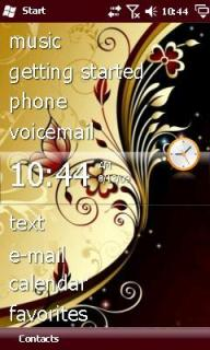 Abstract Htc Theme Mobile Theme