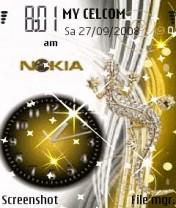 Animated Star Nokia Theme Mobile Theme