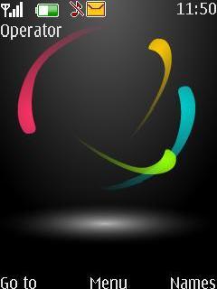 My Anim Rotation Nokia Theme Mobile Theme