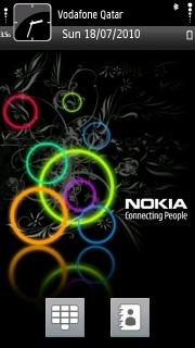 Circul Nokia Theme Mobile Theme