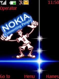 Nokia Theme Mobile Theme