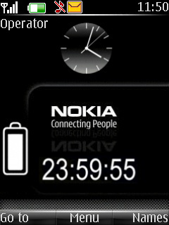 Nokia Digital Theme Mobile Theme