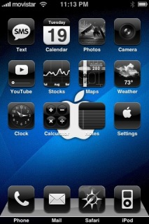 IZayco B&B Apple IPhone Theme Mobile Theme