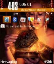 Mystery Nokia Theme Mobile Theme