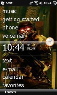 Killzone Htc Theme Mobile Theme