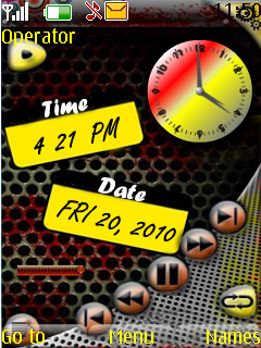 Xpress Edition Nokia Theme Mobile Theme
