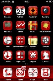 Nokta Theme Mobile Theme