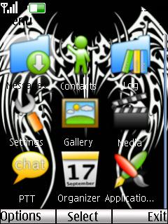 Design Nokia Theme Mobile Theme