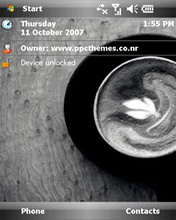 Drink Theme Mobile Theme