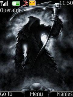 Reaper Nokia Theme Mobile Theme