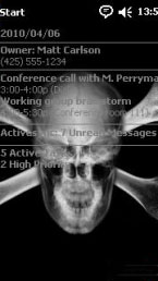 X Ray Theme Mobile Theme