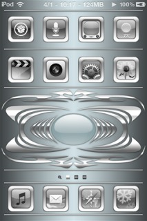 Buke Edition HD Mobile Theme