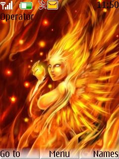 Phoenix Mobile Theme