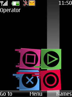 Psp Color Mobile Theme