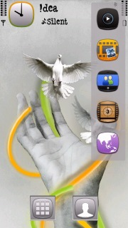 Freedom Mobile Theme